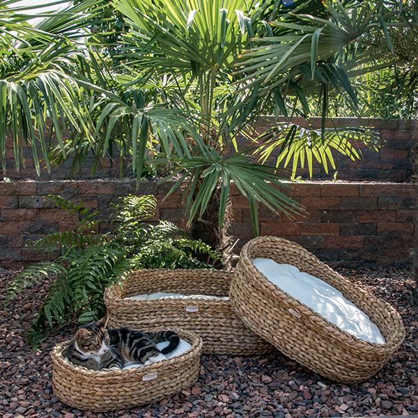 fairtrade zeegras kattenmand gangni honden en kattenzooi