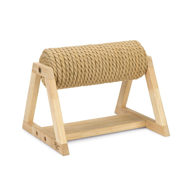 houten krabmeubel Yves honden en kattenzooi