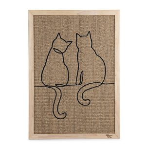 krabplank poezels honden en kattenzooi