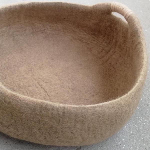 fairtrade mand zand honden en kattenzooi